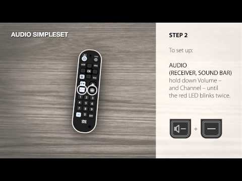 Audio SimpleSet