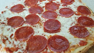 Tombstone Original Pepperoni Pizzs.