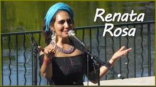 Olivet France  city photos gallery : RENATA ROSA en concert live (Olivet, France)