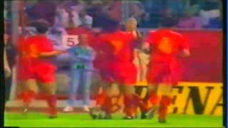 Enzo Scifos Tore fürs belgische Nationalteam