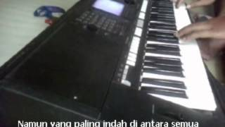Video Salehah Rhoma Irama Karaoke Yamaha PSR S750 MP3, 3GP, MP4, WEBM, AVI, FLV Juli 2018