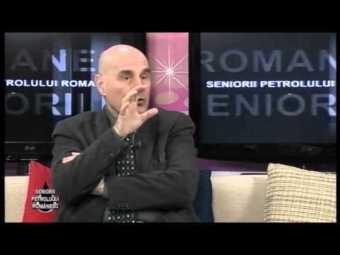 Emisiunea Seniorii Petrolului Românesc – Paul Șerban Agachi – 21 februarie 2015