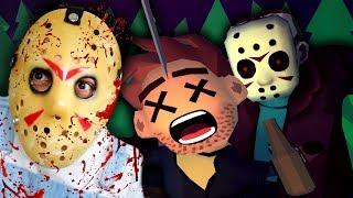 Video JASON HAS RETURNED TO KILL EVERYONE (Friday the 13th Killer Puzzle) MP3, 3GP, MP4, WEBM, AVI, FLV Februari 2019