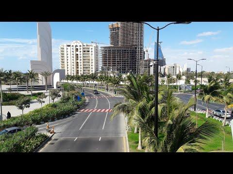JEDDAH City Tour SAUDI ARABIA .