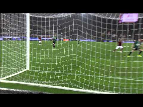 Roma - Sassuolo 2-2 - Highlights - Giornata 14 - Serie A TIM 2014/15