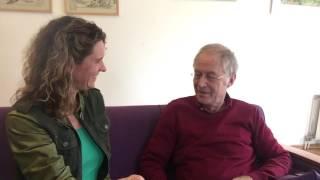 Vlogje met thrillerauteur René Appel