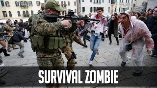Video SURVIVAL ZOMBIE Colombia 2016 | Impresionante apocalipsis Zombie en Bogota! | - Omar Martínez MP3, 3GP, MP4, WEBM, AVI, FLV September 2017