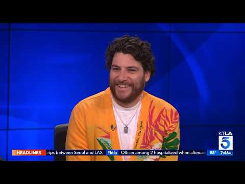 """""""The Mindy Project"""" Alum Adam Pally on Naming his Son After A Rapper & New Show """"Indebted"""""""