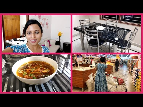 Naye ghar k sare furniture k Link With Price | Summer Fish Curry | Glam With Me