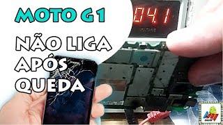 Nesse vídeo reparo um celular Moto G1 que após sofrer uma queda no chão não ligou maisBlog Download de Esquemas Elétricos: www.lemcell.com.brEsquema Elétrico Moto G1: http://www.lemcell.com.br/2017/04/esquema-eletrico-motorola-moto-g-1.htmlSe Inscreva em Nosso Canal, Curta Nossos vídeo e Compartilhe com seus amigo.Esse ato é de muita importância para mantermos o Canal