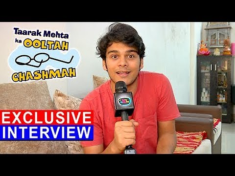 Video Bhavya Gandhi aka Tapu Misses Playing The Role Of Tapu | EXCLUSIVE Interview | TellyMasala download in MP3, 3GP, MP4, WEBM, AVI, FLV January 2017