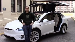 Here's Why the Tesla Model X Is an Awful Car