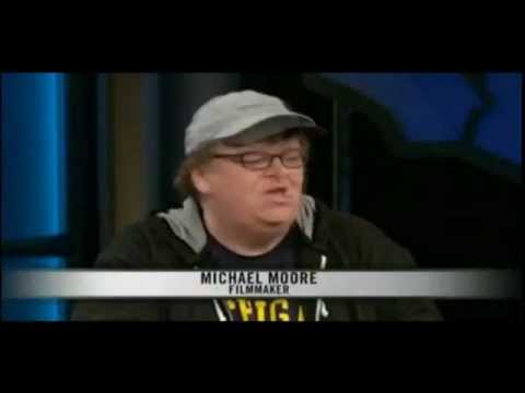 Michael Moore/Occupy Wall st - Whats Hurting Is, Wall st and Corporate America owns the Congress
