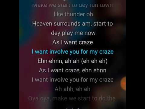 2Baba gaaga shuffle (official video lyrics)