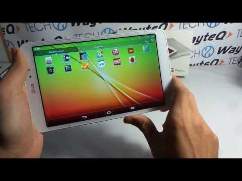 LG G Pad 8.3 Android tablet bemutató videó @ Tech2.hu