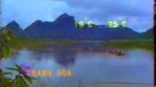 Dự báo thời tiết của VTV năm 1992, Dự Báo Thời Tiết, Dự Báo Thời Tiết ngày mai, Dự Báo Thời Tiết hôm nay