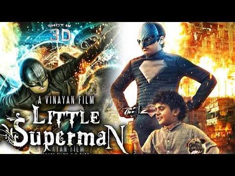 New Released Full Hindi Dub Movie | Little Superman 3D (2018) | Full Hindi Dubbed Movie