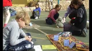 עין הים - בית חינוך במרחב משחקי