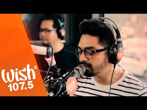 "Nyoy Volante Performs ""Nasaan Ka Na"" LIVE On Wish 107.5 Bus"