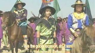 Khmer Classic - PREAH BATH LOMPONG_REACHEA_ SIEM/KHMER WAR 1353 AD.END.