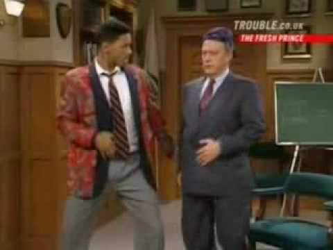 El Principe del Rap - Will Smith bailando