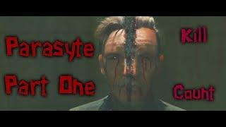 Parasyte  Part One  2014  Kill Count