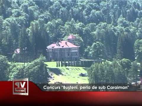 """Concurs """"Buşteni, perla de sub Caraiman"""""""