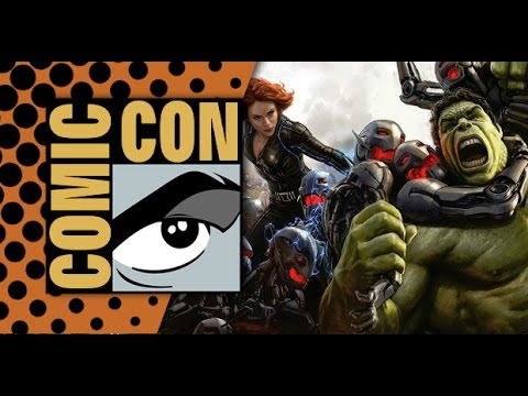 age - GIVE MY VIDEO THE THUMBS UP: http://youtu.be/qnywaSv4dFc ARTICLE: http://screenrant.com/avengers-2-age-of-ultron-comic-con-2014-trailer/ I HAVE A GOAL OF GETTING TO 1 MILLION SUBSCRIBERS!!!...