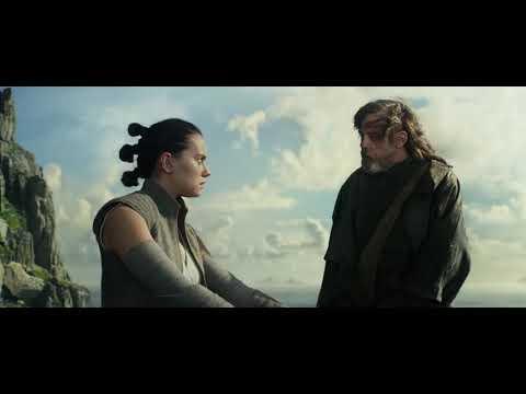 Star Wars The Last Jedi Official Blu ray Trailer