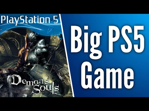 First Big PS5 Game Confirmed to Be Bluepoint's Next Remake (Demon Souls) | Ghost Of Tsushima Update