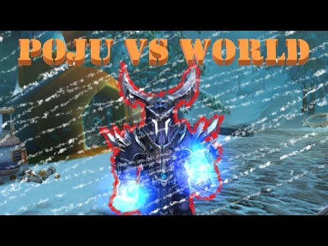Poju Vs World / Fury Warrior Pvp 8.0.1