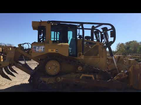 CATERPILLAR TRACTORES DE CADENAS D6TXLSUA equipment video lJ3nw1xTPds