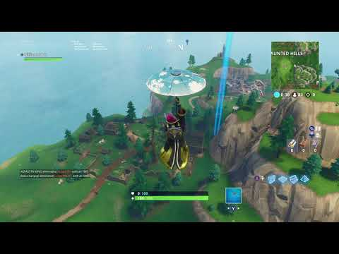 Week 5 Battlestar Location! (Follow the treasure map found in Snobby Shores)