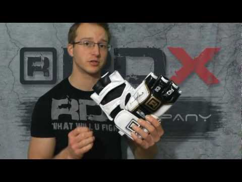 RDX Membrane Dome Technology™ Extreme Leather Gloves Reivew