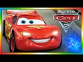 Cars 2 - FRANÇAIS - Quatre Roues 2 - Les Bagnoles 2 - McQueen - McMissile - the cars part 2 (Game)