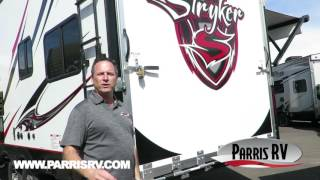 6. 2017 Cruiser RV Stryker 2313
