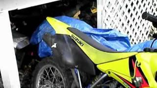 4. 2004 Suzuki drz 125l