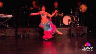 Zulehika & Aswat: Luxor Danza Árabe