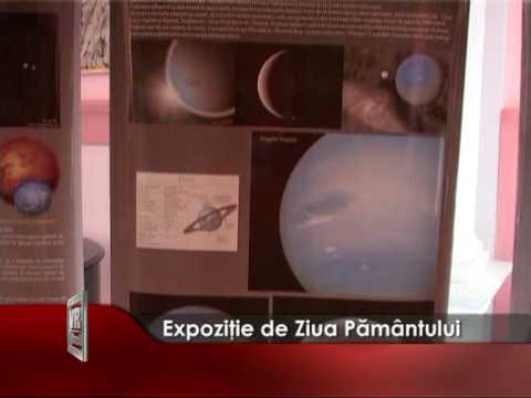 Expoziţie de Ziua Pământului