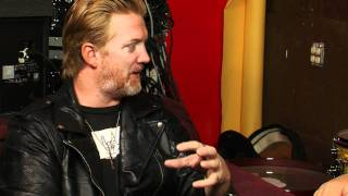 Josh Homme - Guitarings Interview Part 1
