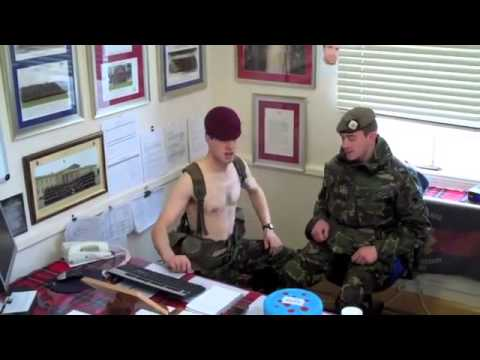 A Day in the Life of a Company Sergeant Major