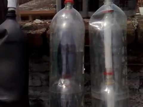 ,calentador solar casero botellas pet super mejorado