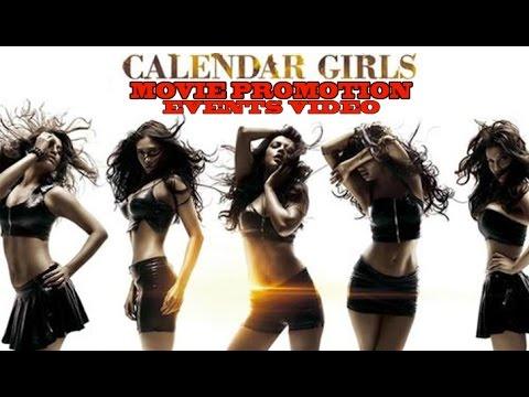 Calendar Girls 2015 Promotion Events Full Video | Madhur Bhandarker | Akanksha Puri | Avni Modi