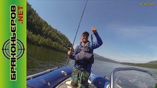 рыбалка на покатуху видео
