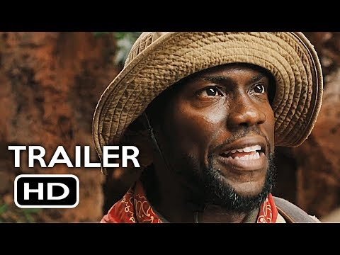 Jumanji 2: Welcome to the Jungle Official Trailer #2 (2017) Dwayne Johnson, Kevin Hart Movie HD
