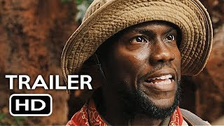 Nonton Jumanji 2: Welcome to the Jungle Official Trailer #2 (2017) Dwayne Johnson, Kevin Hart Movie HD Film Subtitle Indonesia Streaming Movie Download
