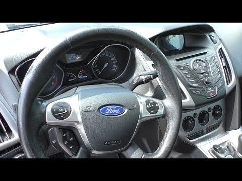 форд фокус 2013 год комплектации