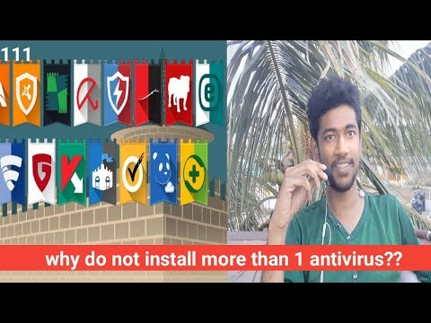 Why do not install more than 1 antivirus | ocnettu | Tamil