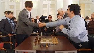 Vladimir Kramnik vs Magnus Carlsen Chess Blitz Tal Memorial