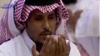 دعاء مؤثر للشيخ صالح المغامسي